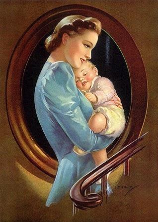 La ronde pour maman saynète de Max VALLOTTE